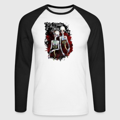 Dead Angels - Men's Long Sleeve Baseball T-Shirt
