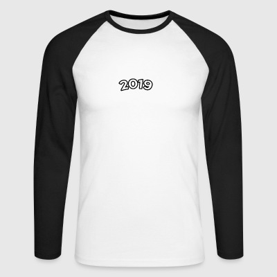 I MARRIED THE2019 - Männer Baseballshirt langarm