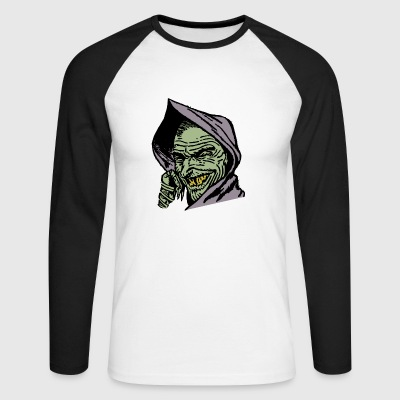 Goblin - Men's Long Sleeve Baseball T-Shirt