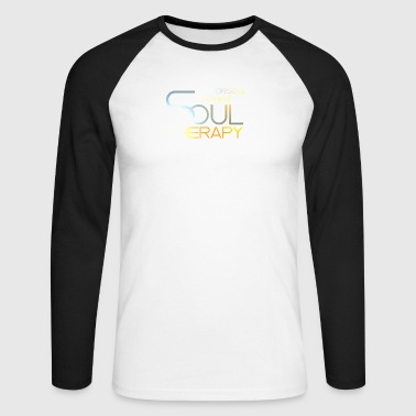 SOUL THERAPY - T-shirt baseball manches longues Homme