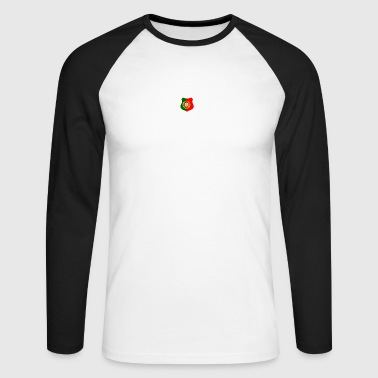 Portugal Football Shirt - Portugal Soccer Jersey - T-shirt baseball manches longues Homme