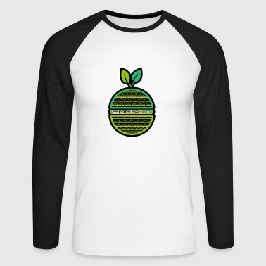 SO FRUIT - T-shirt baseball manches longues Homme