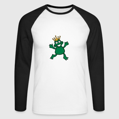 prince grenouille - T-shirt baseball manches longues Homme