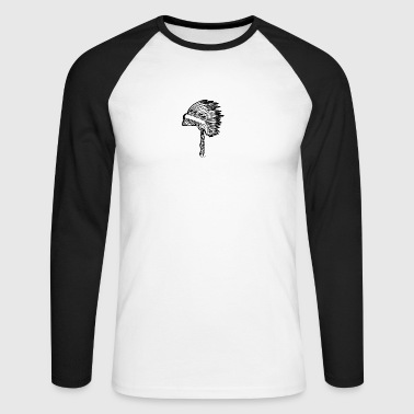 Indigenous - Men's Long Sleeve Baseball T-Shirt