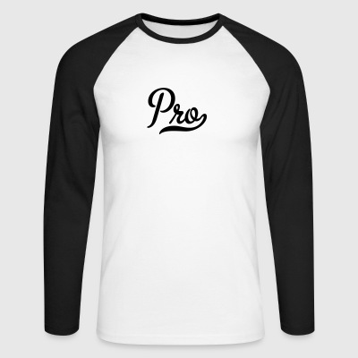 per - Men's Long Sleeve Baseball T-Shirt