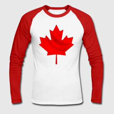 Canada - T-shirt baseball manches longues Homme