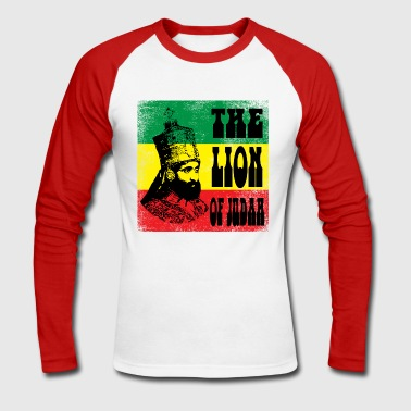 Reggae eu - Men's Long Sleeve Baseball T-Shirt