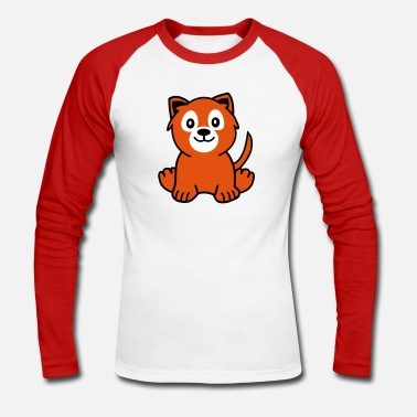 Doggy doggy - Men's Longsleeve Baseball T-Shirt