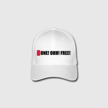 ONE! OHH! FREE! - Flexfit Baseball Cap