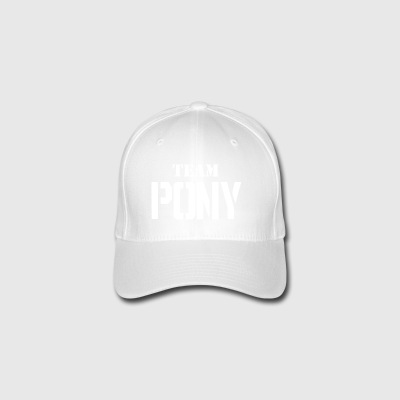 Team-pony - Flexfit Baseball Cap