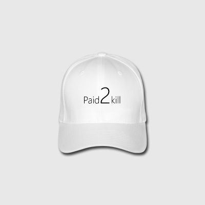 Paid2Kill - Gorra de béisbol Flexfit
