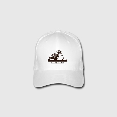 Ultimate_Living_Africa-png - Flexfit baseballcap