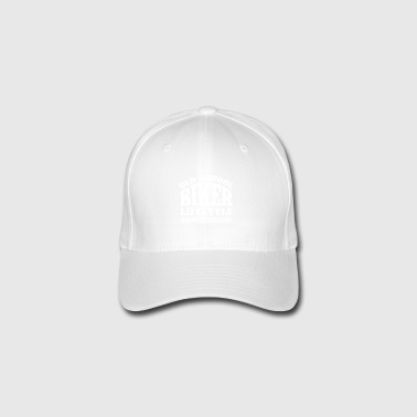 Old School Biker - Flexfit Baseball Cap