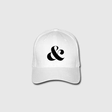 ampersand - Flexfit Baseball Cap