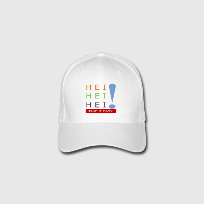 hei color - Flexfit Baseball Cap