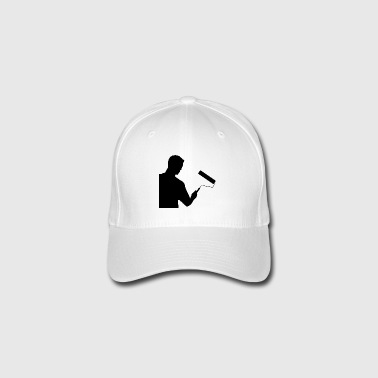 painter - Flexfit Baseball Cap