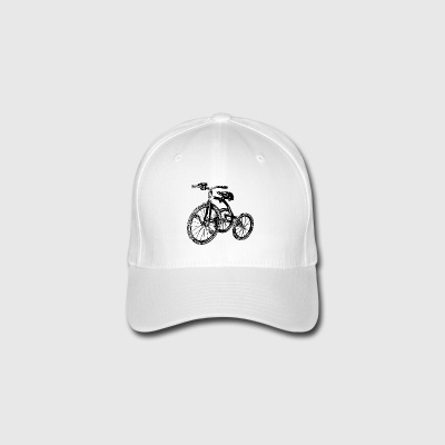 Bike - Flexfit Baseball Cap