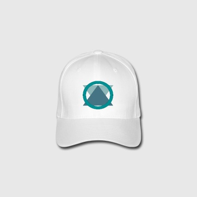 Triangle_in_Circle - Casquette Flexfit