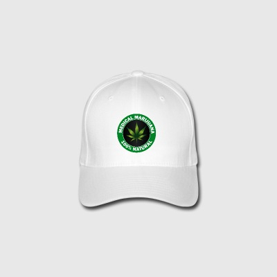 marijuana - Flexfit Baseball Cap
