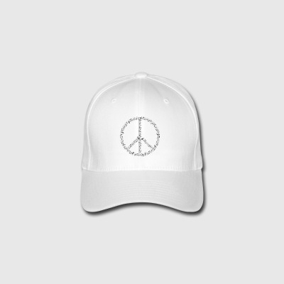 Hippie musical - Casquette Flexfit