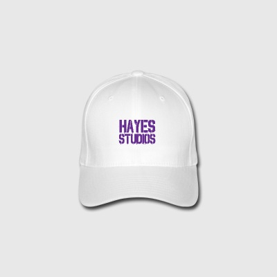 Purple Spray Paint Logo - T skjorte - Flexfit baseballcap