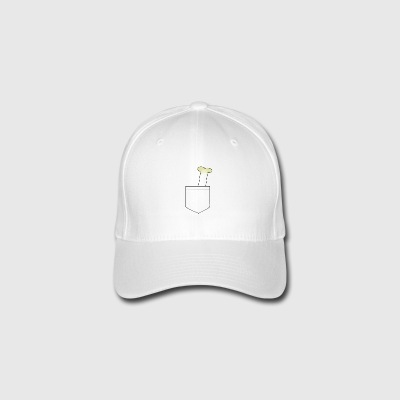 Bone pocket - Flexfit Baseball Cap
