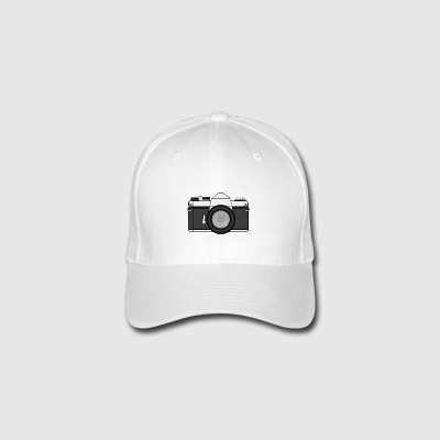 Shot Your Photo - Cappello con visiera Flexfit