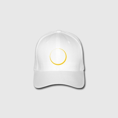 ECLIPSE - Yellow Sun - Flexfit Baseball Cap