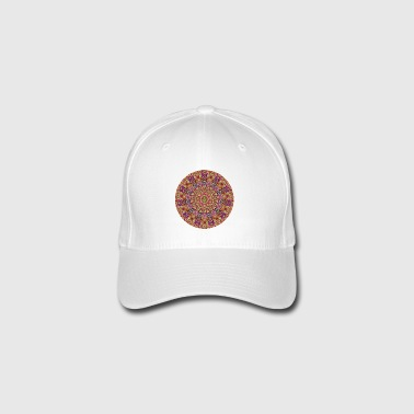 Mandala collectie - Flexfit baseballcap