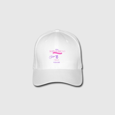 super transparent ven - Flexfit baseballcap