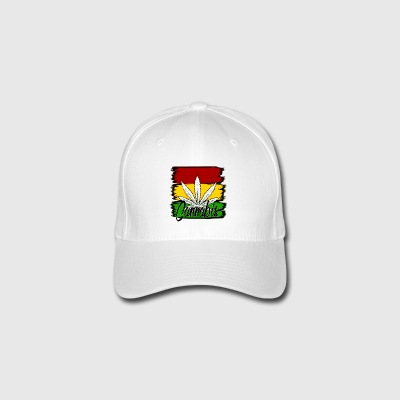 cannabis - Flexfit Baseball Cap