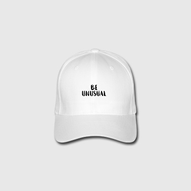 be unusual - Flexfit Baseball Cap
