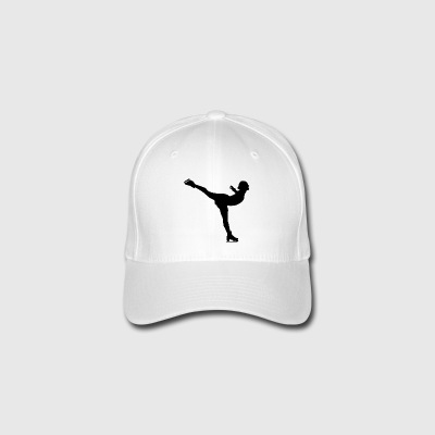 ice dancer - Flexfit Baseball Cap