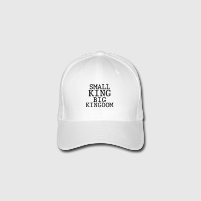 SMALL KING BIG KINGDOM - Flexfit Baseball Cap
