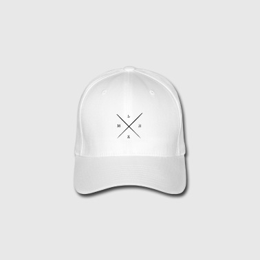 _-_-Page logo copy-001 - Flexfit Baseball Cap