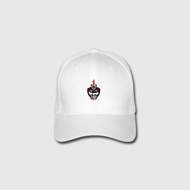 Tron Gaming Logo Transparent - Flexfit baseballcap