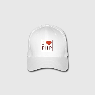 I LOVE PHP - Flexfit Baseball Cap