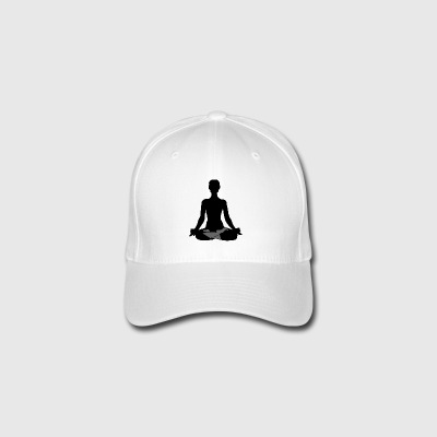 yoga - Flexfit Baseball Cap