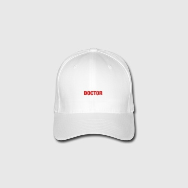 Have No Fear The Doctor Is Here - Flexfit Baseball Cap