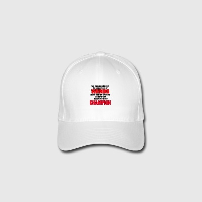 TRUE CHAMPION - Flexfit Baseball Cap