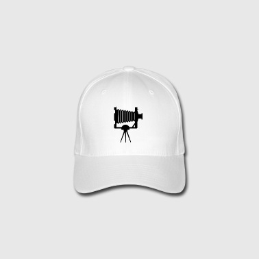 film camera - Flexfit Baseball Cap
