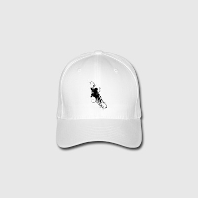 relaxing fairy - Flexfit Baseball Cap