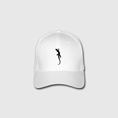 lizard - Flexfit Baseball Cap