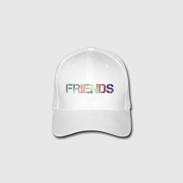 FRIENDS - Gorra de béisbol Flexfit