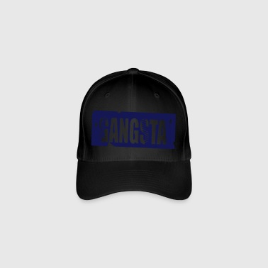 gangsta - Flexfit Baseball Cap