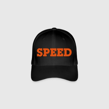 speed - Flexfit Baseballkappe