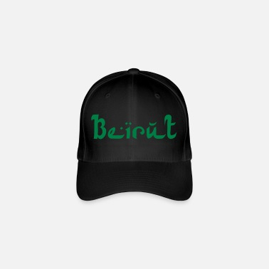 Beyrouth BEYROUTH - Casquette baseball flexfit