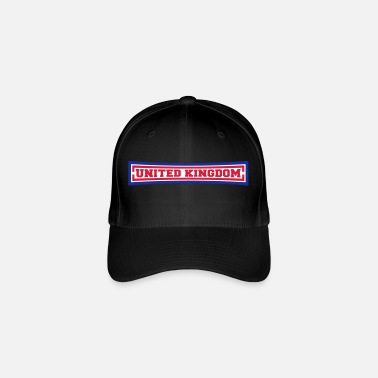 United Kingdom United Kingdom - Flexfit Baseball Cap