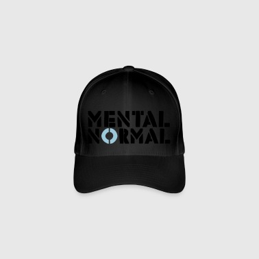 mental normal - Gorra de béisbol Flexfit