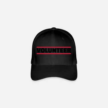 Volunteer Volunteer - Flexfit Baseball Cap